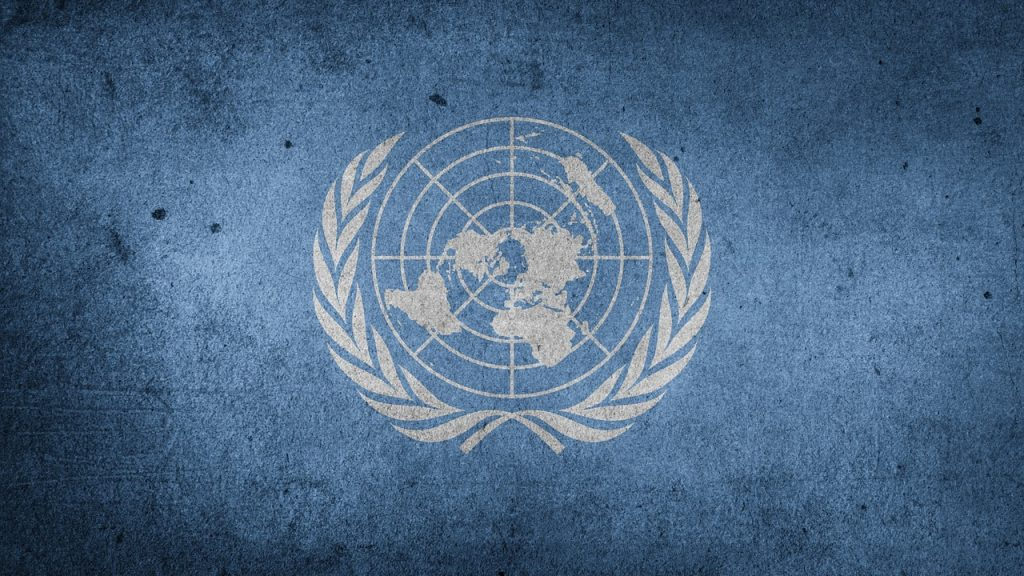 birleşmiş milletler sembolü