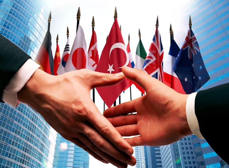 dış ticaret anlaşması